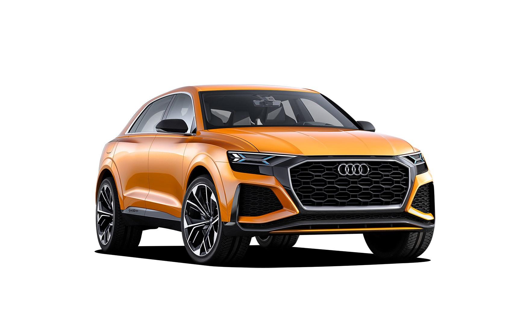 Audi Q8 The Tech Secrets Of Audi's New Suv By Car Magazine