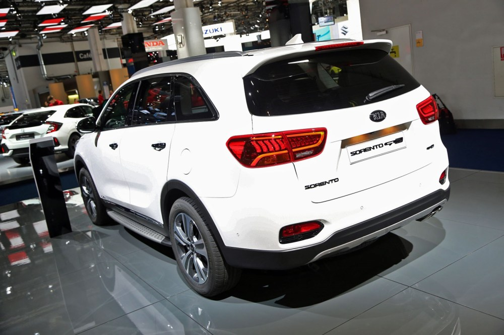 medium resolution of it s a sporty looking suv surely people are bored with these now
