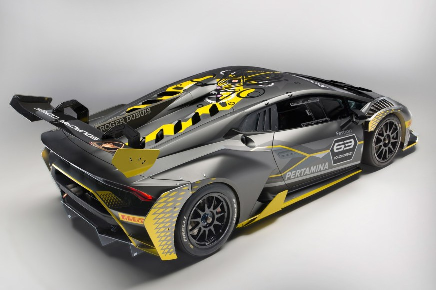 Lamborghini Huracan Super Trofeo EVO here to reap your ...