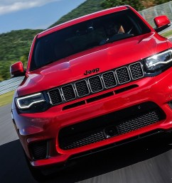 jeep grand cherokee trackhawk front end tracking [ 1700 x 956 Pixel ]