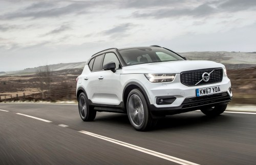 small resolution of a smaller swedish crossover volvo xc40 review
