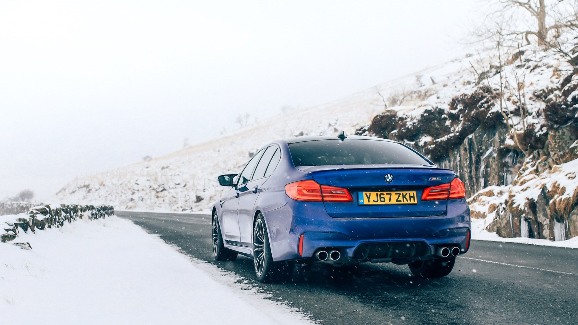 hight resolution of despite all that fresh air in its face the new bmw m5 is really quite a subtle understated car and from a distance you could mistake it for a 540i m