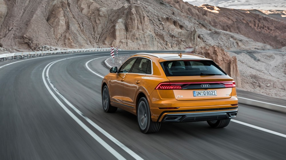 medium resolution of  audi q8 review