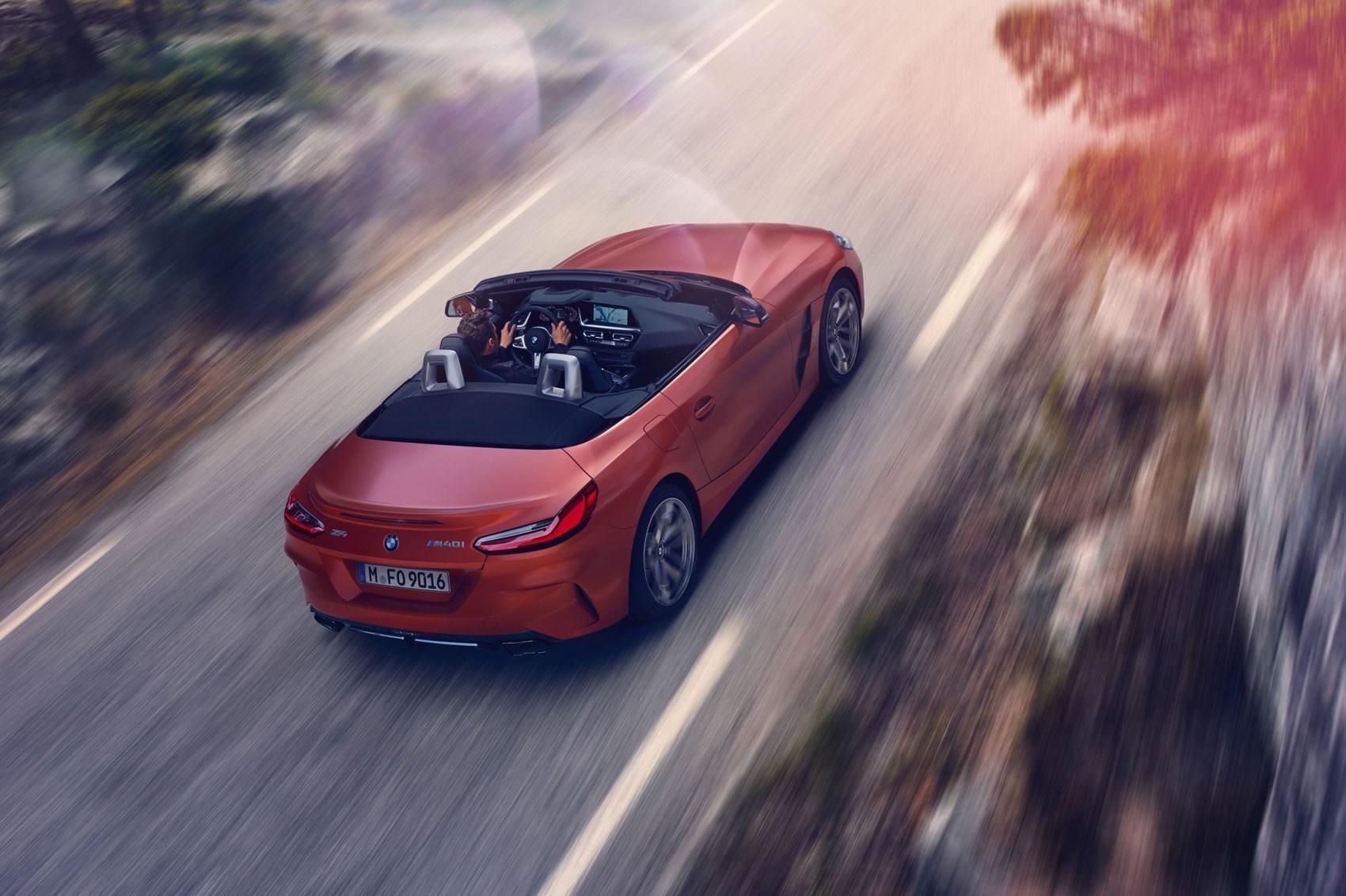 hight resolution of new bmw z4 roadster 2019 the car lowdown