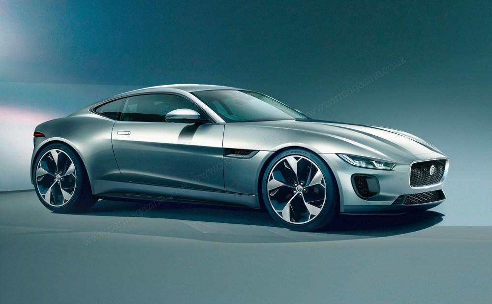 medium resolution of the new 2020 jaguar f type car s artist s impression by andrei avarvarii