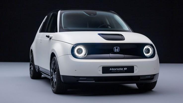 Image result for Honda e Prototype