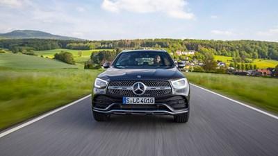 Mercedes-Benz GLC review: minor updates