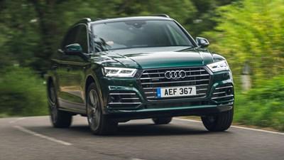 Audi Q5 TFSIe hybrid (2019) review: business case