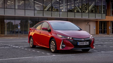 The toyota prius is now available in over 70 countries and as of september 2010 has achieved over 2 million vehicle sales. Toyota Prius Plug In Hybrid Review Peak Prius Car Magazine