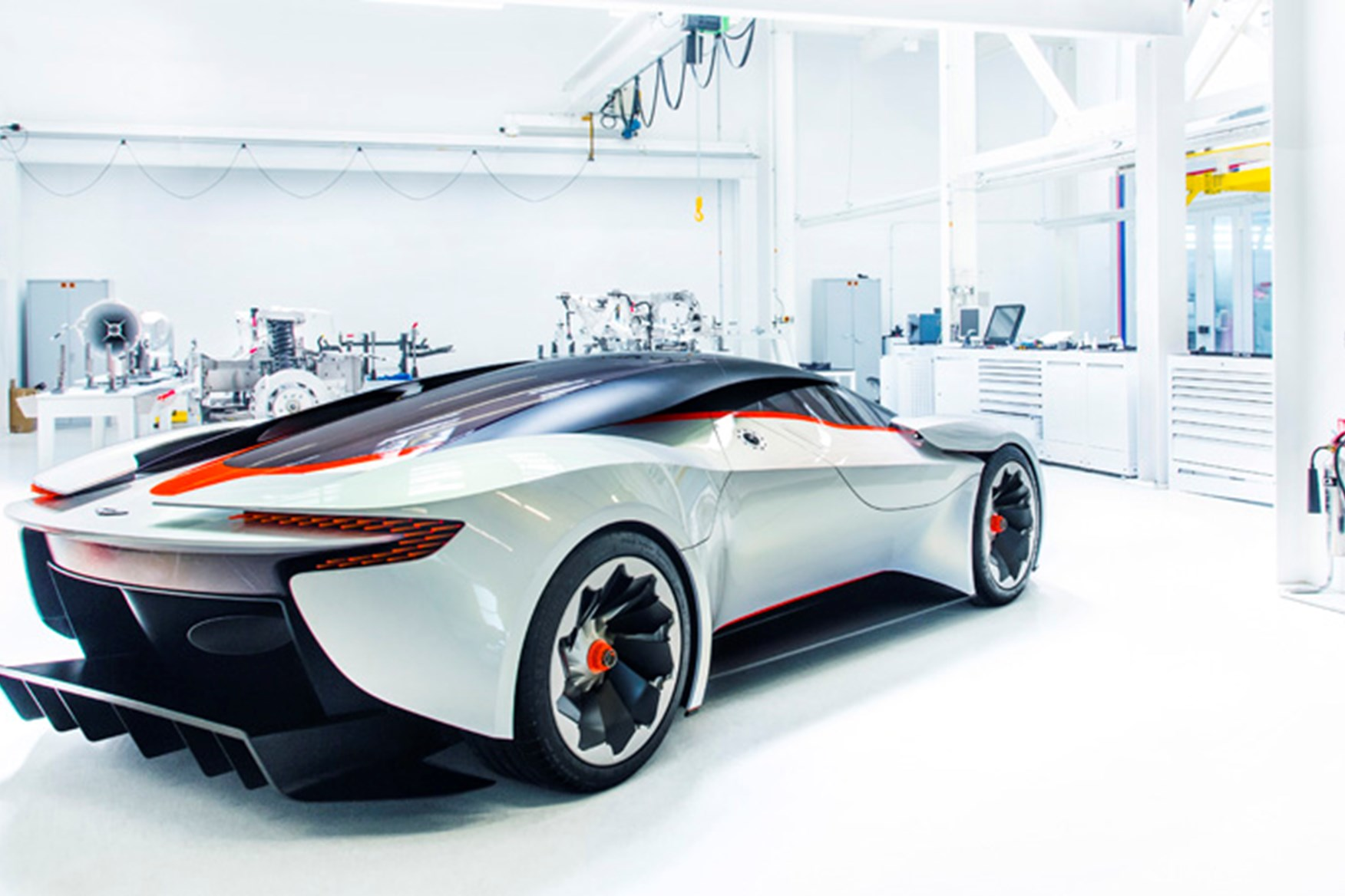 Seven Things We Learned About The Aston Martin Dp 100 Concept Car