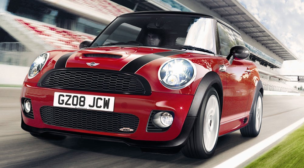 Mini And Mini Clubman John Cooper Works 2008 First Official