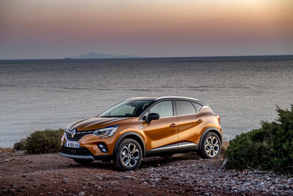 Renault 5 years warranty