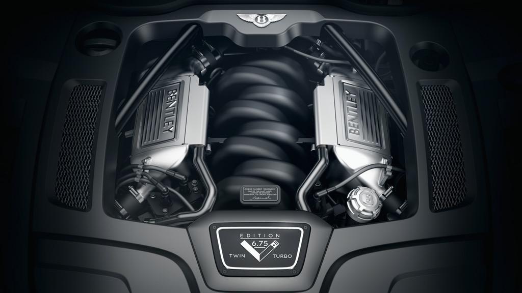 Mulsanne 6.75 engine