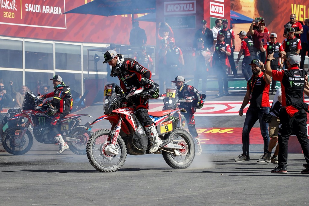 Ricky Brabec - Dakar Rally 2020