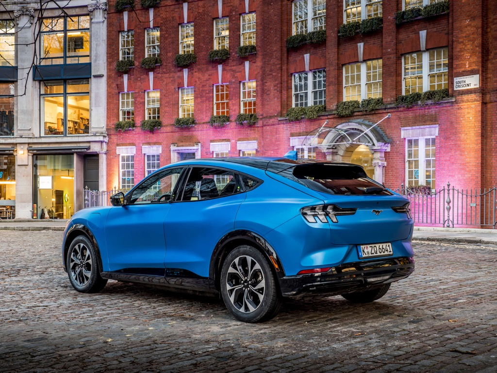 ''Go Electric'' από τη Ford