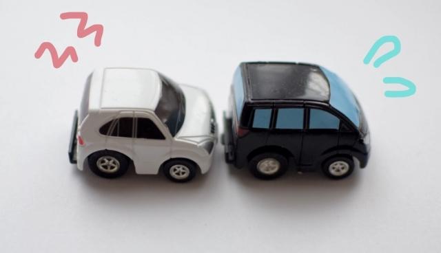 軽自動車は煽り運転に合いやすい?煽られにくい車はなに?