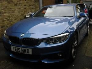 BMW M SPORT 4 series