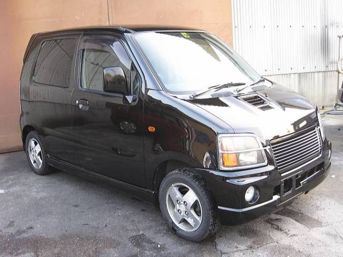 1998 Suzuki Wagon R Rr Rr For Sale Japanese Used Cars