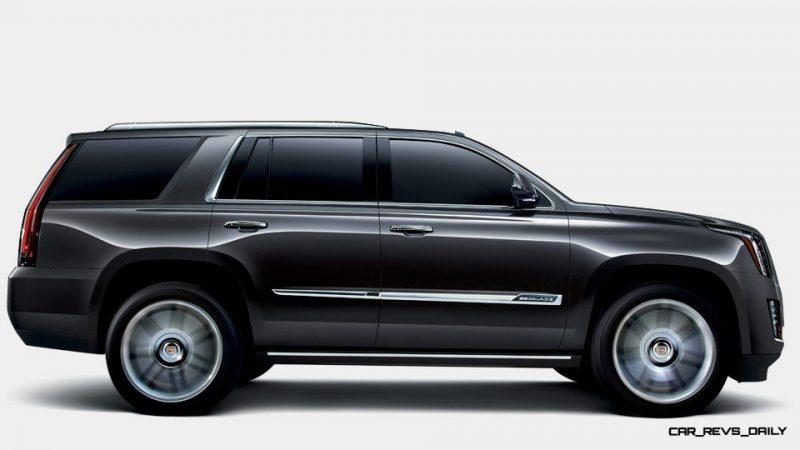 2015 Cadillac Escalade In-Depth Review + Mega Galleries59