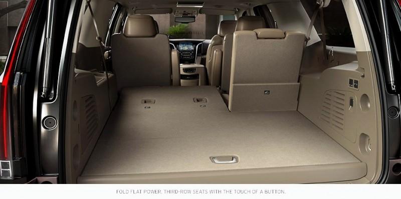 2015 Cadillac Escalade In-Depth Review + Mega Galleries63
