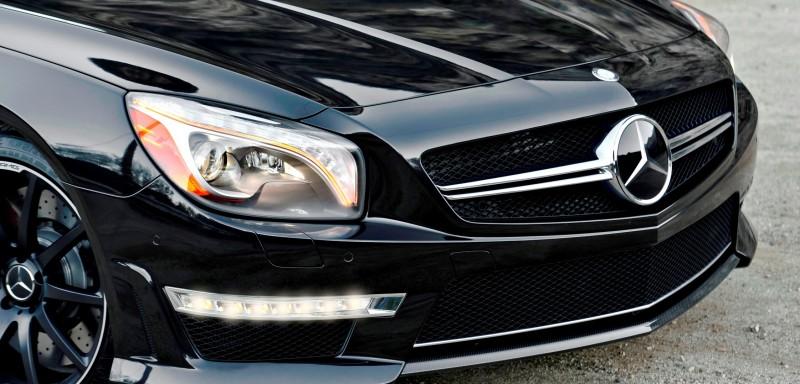 2013 Mercedes-Benz SL65