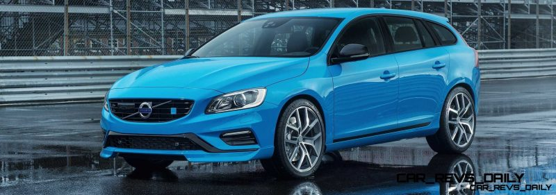Hot New Wagons 2014 Volvo V60 10