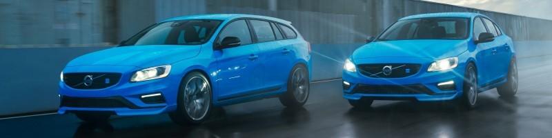 Hot New Wagons 2014 Volvo V60 8