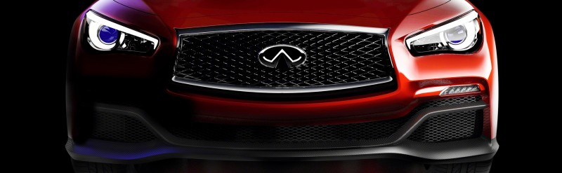 Infiniti to Reveal Formula One Inspired Concept at Detroit ShowInfiniti to Reveal Formula One Inspired Concept at Detroit Show