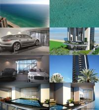 Porsche Design Tower Miami - Watch Sharks From Your 50th ...