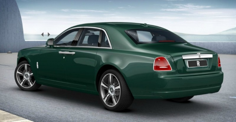 CarRevsDaily.com - 2014 Ghost V-Specification Builder With Exterior and Int Color Samples 42