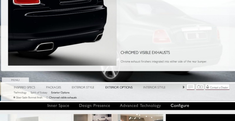 CarRevsDaily.com - 2014 Ghost V-Specification Builder With Exterior and Int Color Samples 46