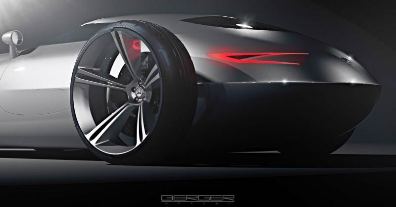 CarRevsDaily.com - Phil Berger Envisions Future Silver Arrow Racer 2