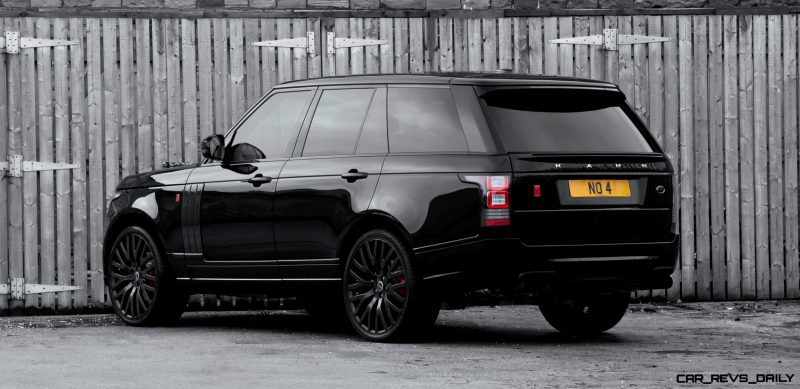 KAHN 600LE Upgrades for Current Range Rover Are Very Special and Available for U.S. Owners 30
