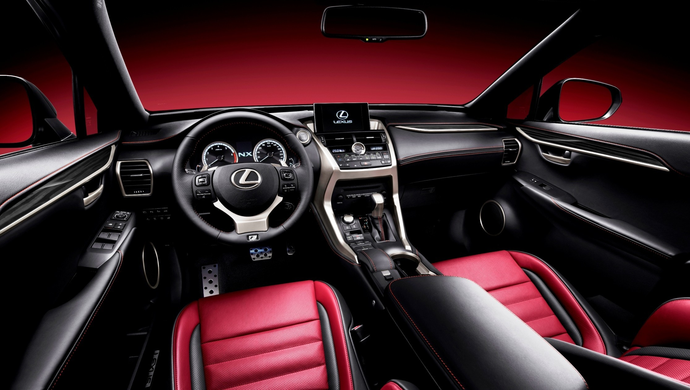 Update1  2015 Lexus Nx300h And Nx200t F Sport Revealed