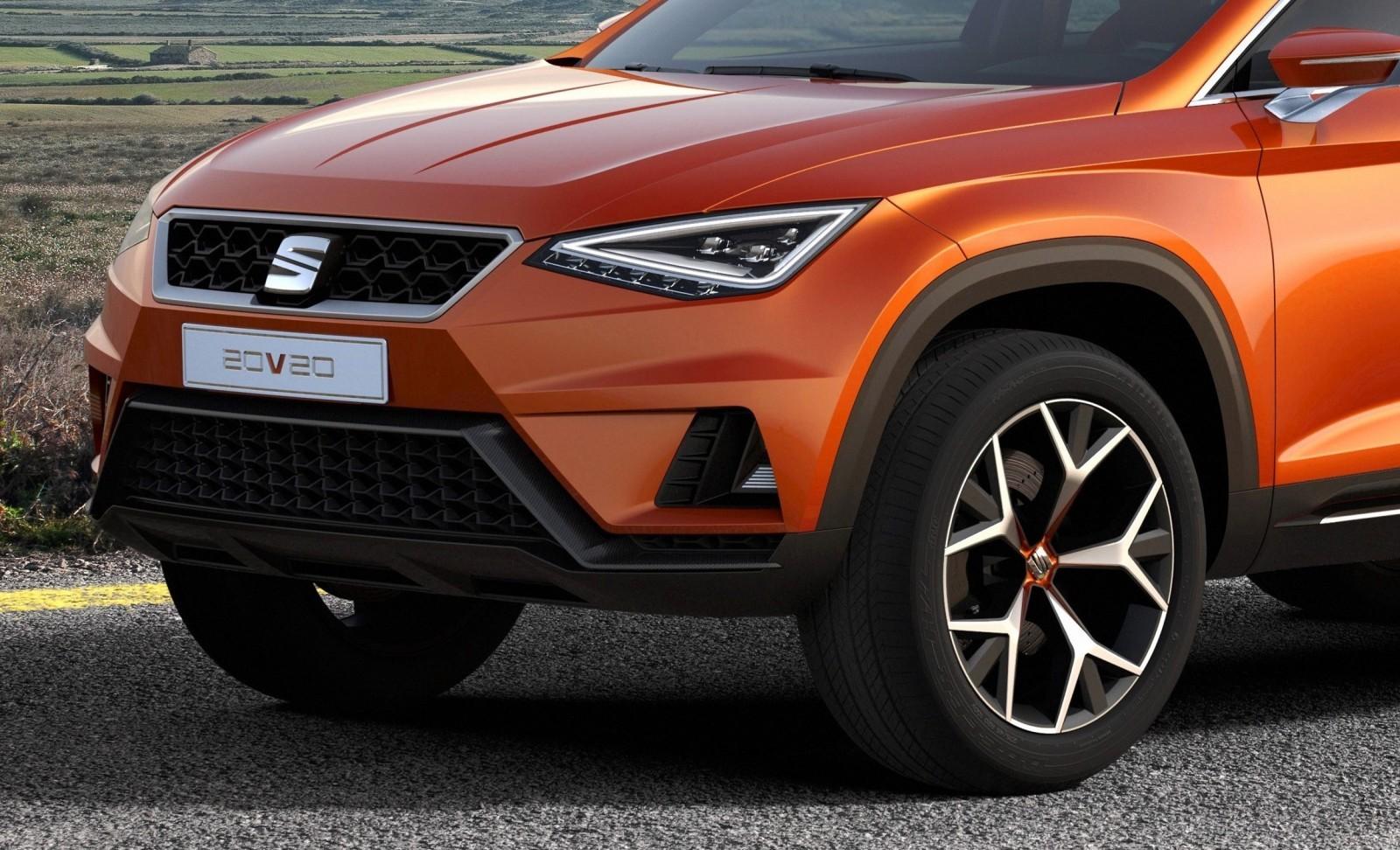 2015 Seat 20v20 Concept (50 Images)  New Hd Car Wallpaper