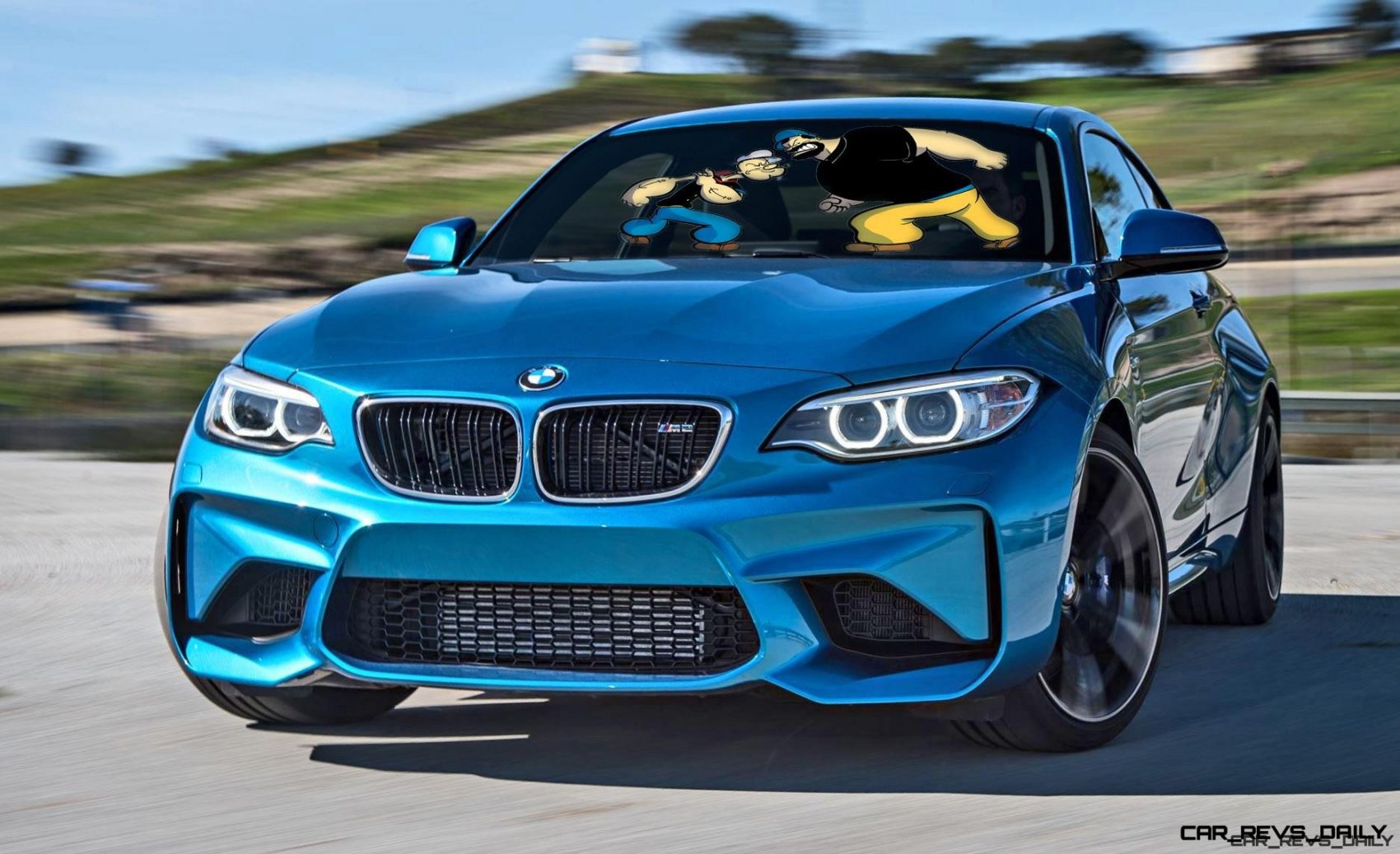 2016 Bmw M2  Animated Configurator, Colors, Pricing And