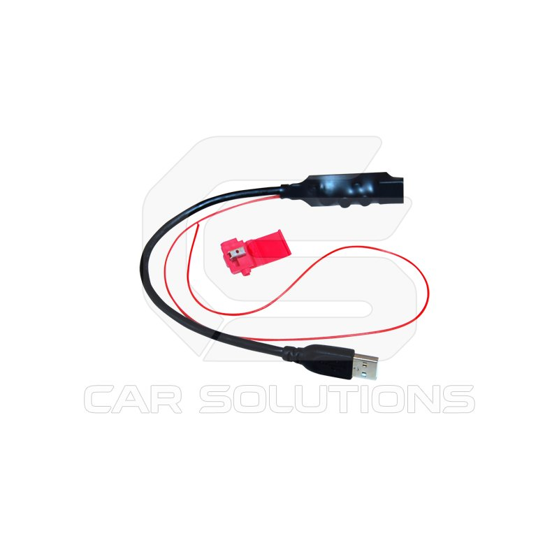 Dension UPB1000 USB Power Booster. Car Solutions