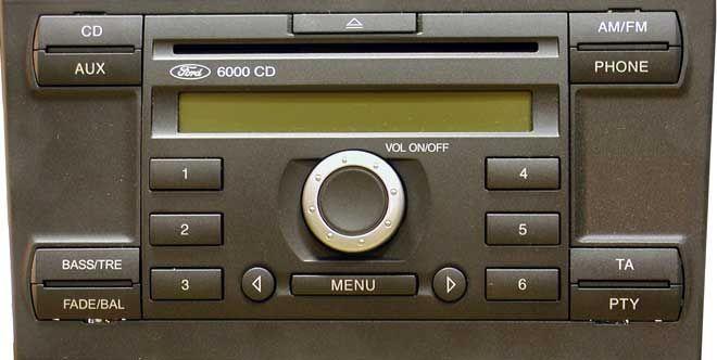 1993 Ford Ranger Radio Wiring