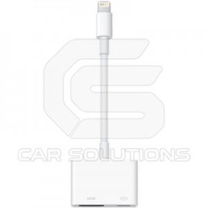 Lightning AV Adaper for iPhone/iPod. Lightning-HDMI Cable