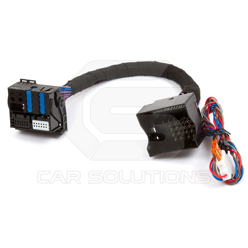 Car Stereo Wiring Harness Car Video Interface For Peugeot 508 208