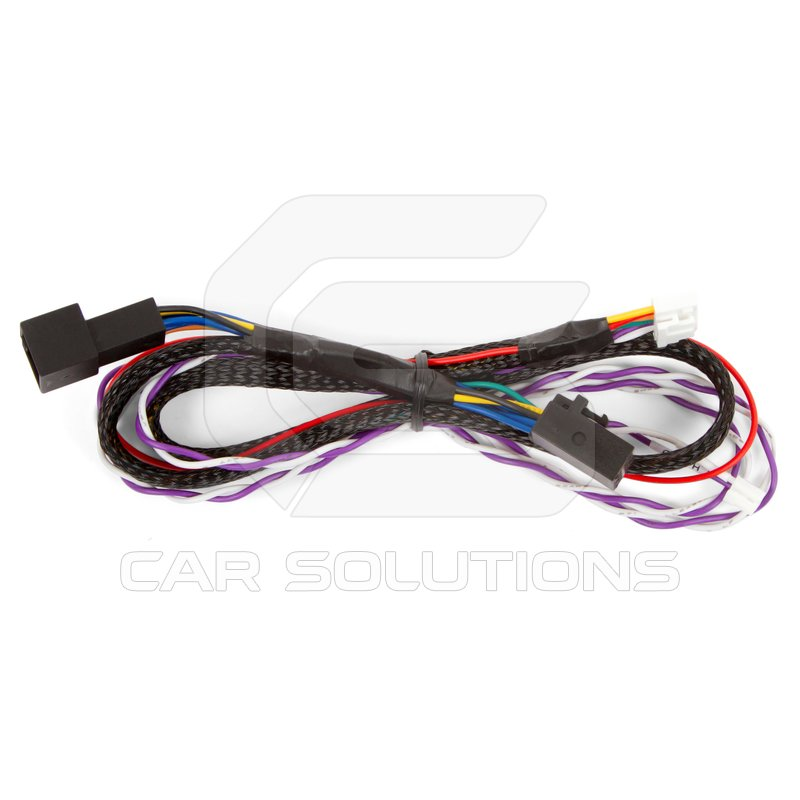 E60 Aux Input Wiring Diagram Rear View Camera Connection Adapter For Mercedes Benz Ntg4