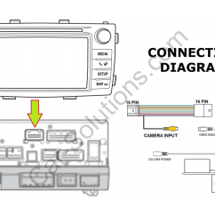 Toyota Hilux Stereo Wiring Diagram 2008 2001 Ford F250 Super Duty Reverse Camera 42