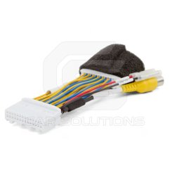 Wiring A Plug Socket Diagram Geo Delco Radio Rear View Camera Connection Cable For Mazda Mzd Connect