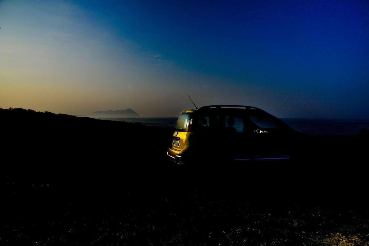 FIAT PANDA CROSS ©lucaromanopix