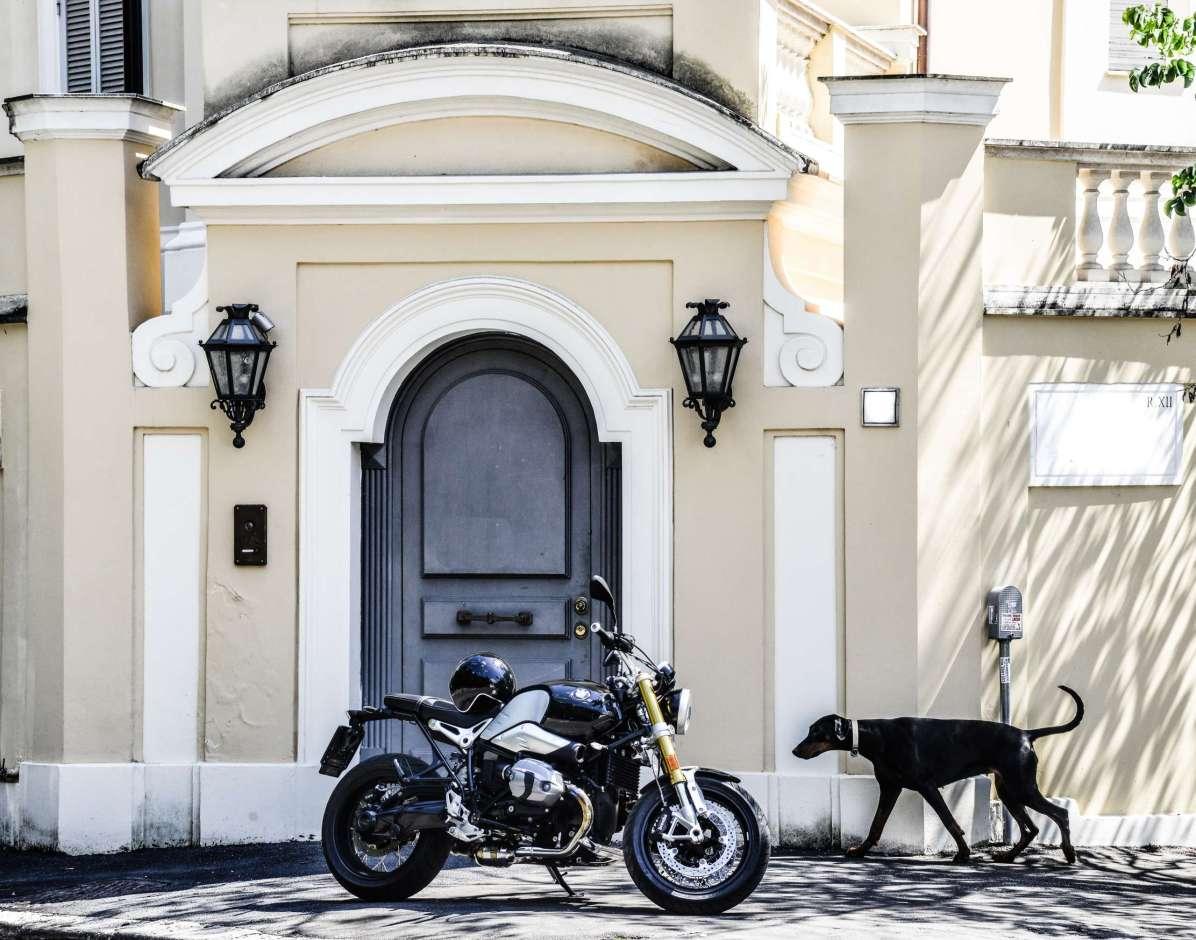 """ANIME NERE"" - BMW Motorrad R NineT"