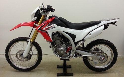 My CRF250L - Honda CRF250L