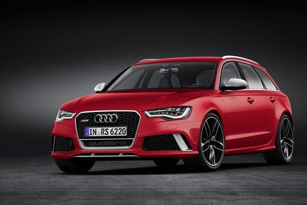 新型 Audi RS 6 Avant / RS 7 Sportback / RS 5 Cabriolet