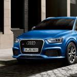 新型Audi RS Q3発売