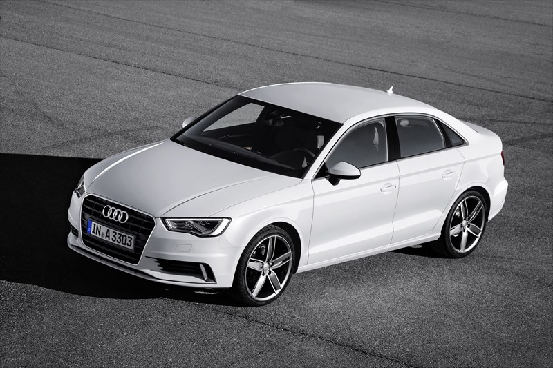 Audi A3 / S3 Sportback / Sedanの装備、仕様を一部変更