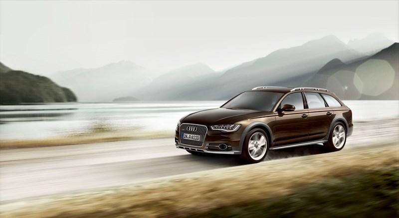 新型Audi A4 allroad quattro / A6 allroad quattroを発売